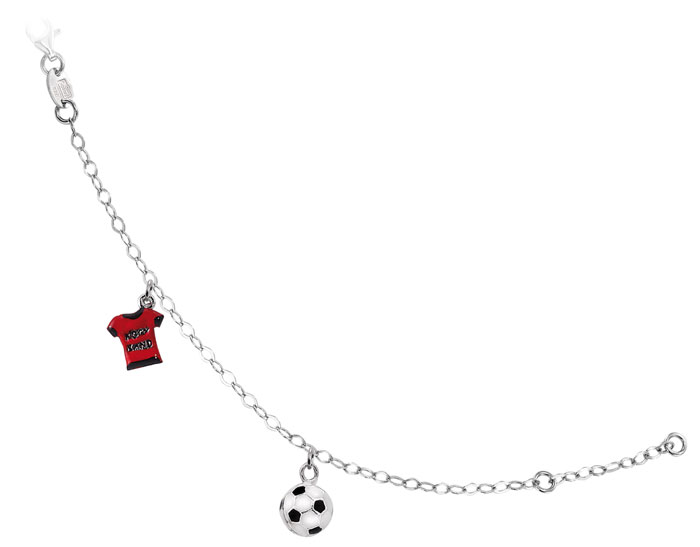 Scout Boys Jungen ID-Armband Fußball 260194100