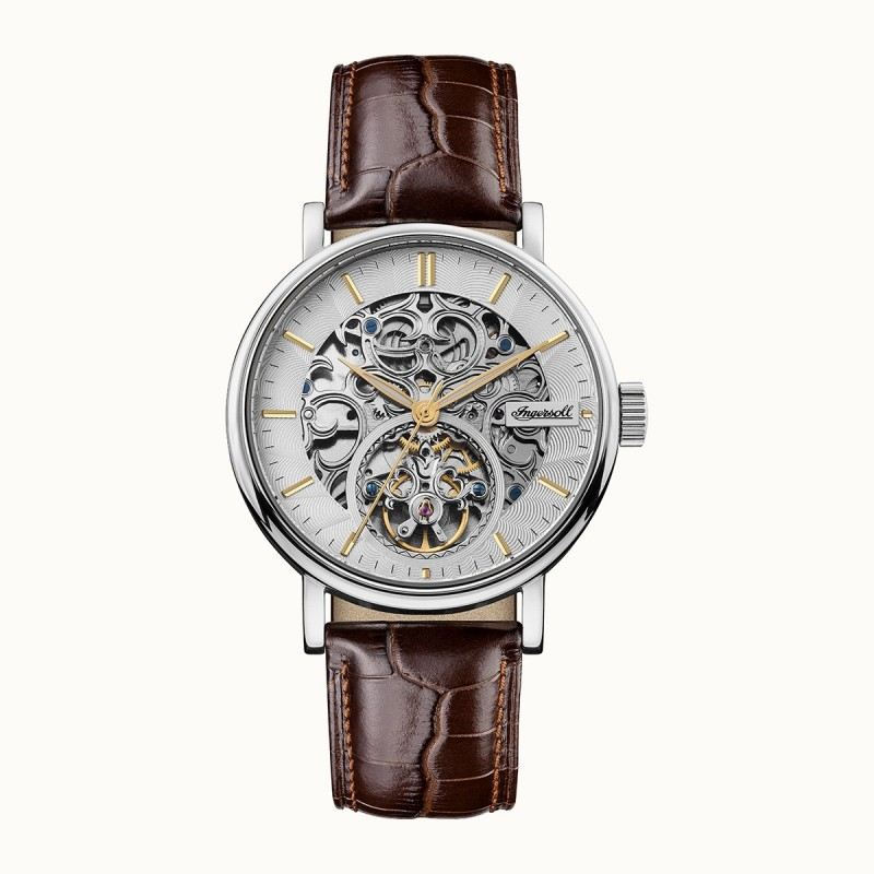 Ingersoll 1892 THE CHARLES AUTOMATIC Herrenuhr I05801