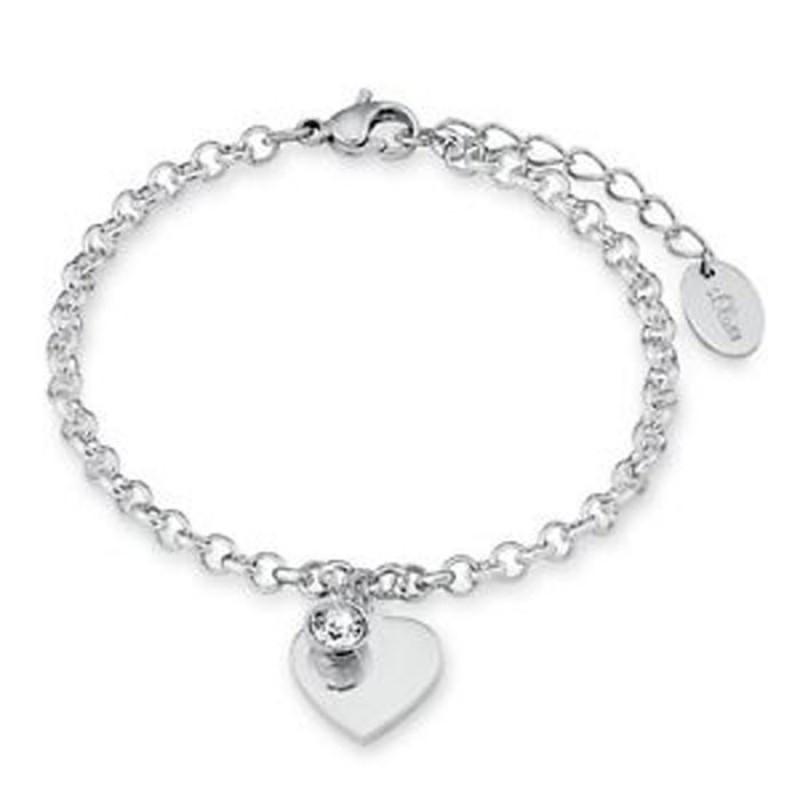 s.Oliver Damen Armband 9023998