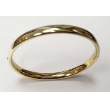 Armreif  585/- Gold - poliert Damen Bestellnummer: 05032020ar