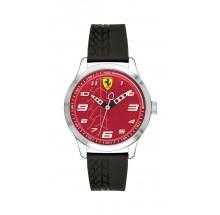 Scuderia Ferrari Pitlane Kinderuhr 0840021