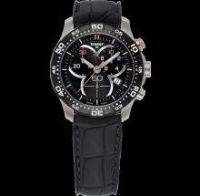 Traser H3 T73 Ladytime Chronograph Black Damenuhr 100314