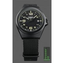 Traser H3 Traser P59 Essential S Black Nato Damenuhr 108212
