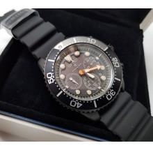 Seiko Taucheruhr Solar Herrenuhr prospex sea diver SSC673P1
