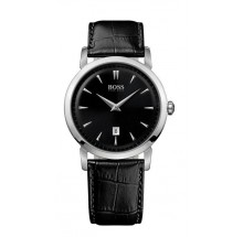 BOSS Black Herrenuhr Slim Ultra Round 1512637