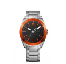 BOSS Orange Herrenuhr Number Two 1512896