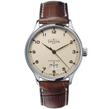 Davosa Classic Automatic Triple Date Herrenuhr 16145636 #