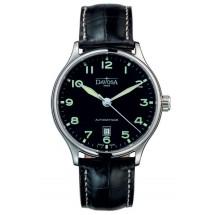 Davosa Classic Automatic Black Face Herrenuhr 16145651