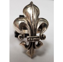Ring Lilie aus Silber 180118-lil