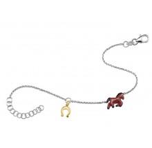 Scout Mädchen Armband Pferd 260231100