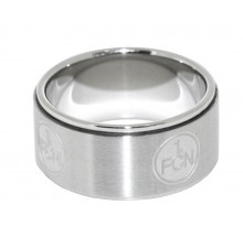 1. FC Nürnberg Ring Emblem FCN Gr. 58 5864 69400078