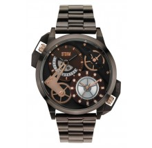 Storm London Dualon Brown Herrenuhr 47135-BR