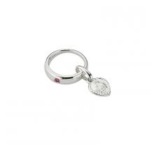 Taufanhänger Taufring aus 925/- Sterling-Silber 5-124721-001
