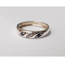 Taufanhänger Taufring aus 925/- Sterling-Silber 346-212434.200