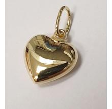 Anhänger Herz aus Gelbgold 333/-  346-115267.300