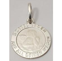 Anhänger Engel Schutzengel 925/- Silber 346-126801.200