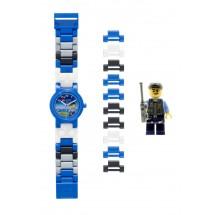 Lego Friends PoliceMan Kinderuhr 08-8020028