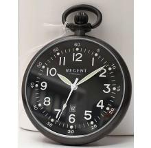 Taschenuhr von Regent IP Black 1040794 Quarzwerk