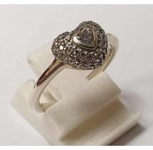 Pandora Damenring 925/- Silber 190877CZ-52