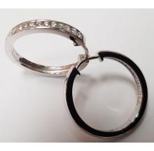 Damen Silber Creolen 94001493