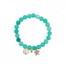 Coco88 Damen Armband Serenity Collection 8CB-90002 Lebenbaum Seestern