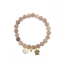 Coco88 Damen Armband Serenity Collection 8CB-90011 Lebenbaum Schildkröte