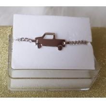 Kinder ID-Armband Gravurband Auto 90023620