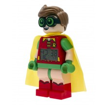 Lego Wecker Robin 08-9009358