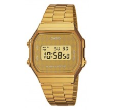 Casio Collection Herrenuhr A168WG-9BWEF