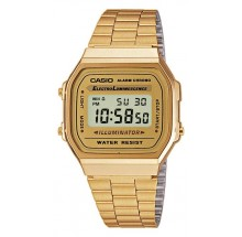 Casio Collection Herrenuhr A168WG-9EF