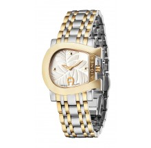 Aigner Genua Due Flower Damenuhr A31655
