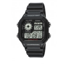 Casio Collection World Time Uhr AE-1200WH-1AVEF