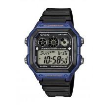 Casio Collection Herrenuhr AE-1300WH-2AVEF
