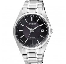 Citizen Herrenuhr Eco Drive Funk AS2050-87E