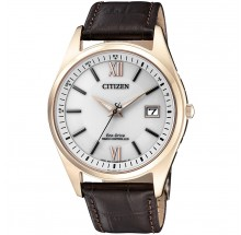 Citizen Herrenuhr Eco Drive Funk AS2053-11A