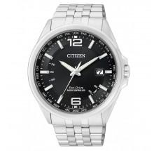 Citizen Elegant Evolution 5 - World Timer Eco-Drive Funkuhr CB0010-88E