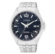 Citizen Elegant Evolution 5 - World Timer Eco-Drive Funkuhr CB0010-88L
