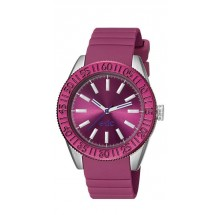 EDC by Esprit vanity wheel - berry pink EE101042005