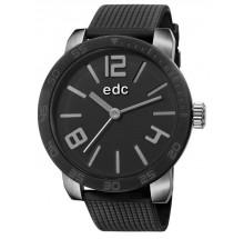 EDC by Esprit Herrenuhr bold maverick-midnight black EE101191004