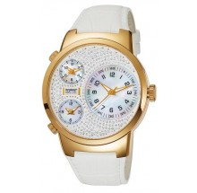 Esprit Collection Damenuhr Polydora Daylight Gold EL101292F06 Coll. 2013/2014