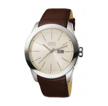 Esprit Collection Herrenuhr belos beige EL900161005