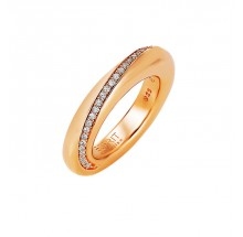 Esprit Collection Damenring  Peribess Rosegold ELRG91429B180