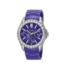 Esprit Damenuhr Dolce Vita Plastic Purple ES105172004 #