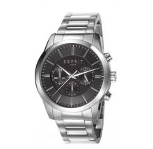 Esprit Herrenuhr relay silver black ES106841006 coll. 2014