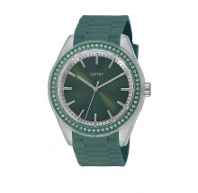 Esprit Damenuhr Winter Green Play   ES900692003 #