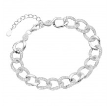 Damen Armband Silber mit Zirkonia 92023093190