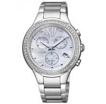 Citizen Elegant Chronograph Damenuhr Eco-Drive FB1321-56A