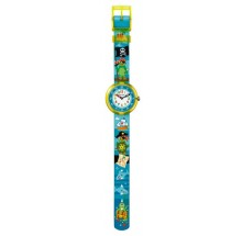 Flik Flak Boys Kinderuhr PARROT OF THE SEAS FBNP009