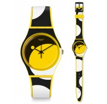 Swatch D-Form Uhr GJ139