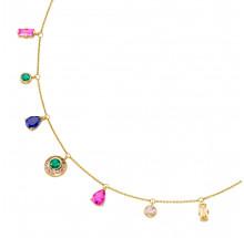 Giorgio Martello Damen Collier Gold 913119450